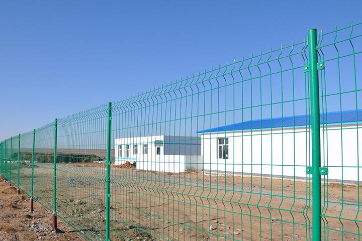 厂区护栏网应用实景